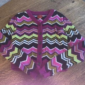 MISSONI FOR TARGET SWEATER (BB4)